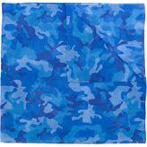 Hydrogen camouflage print scarf - men - Cotton/Modal - One Size