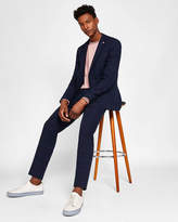 Ted Baker Windowpane check suit pants