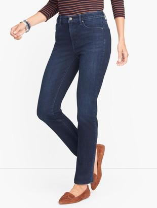Talbots Straight Leg Jeans - Nightfall Wash - Curvy Fit