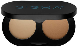 Sigma Color + Shape Brow Powder Duo