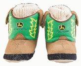 John Deere Montana Silversmiths® Cowboy KickersTM Baby/Toddler Slippers