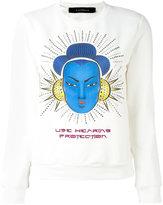 John Richmond Mombaca sweatshirt - women - Cotton - XS