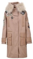 Valentino Women's Beige Cotton Coat.