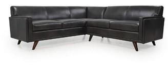 Corrigan Studio Ari Symmetrical Leather Sectional