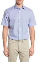 Nordstrom Men's Big & Tall Regular Fit Non-Iron Sport Shirt