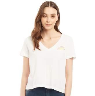 Jack Wills Womens Eastcott T-Shirt White