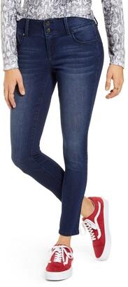 1822 Denim RE:Denim Ankle Skinny Jeans