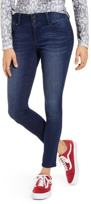 1822 Denim RE:Denim Ankle Skinny Jeans