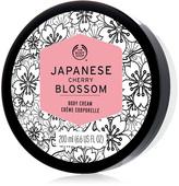 The Body Shop Japanese Cherry Blossom Body Cream