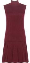 Alice + Olivia Glenn knitted dress
