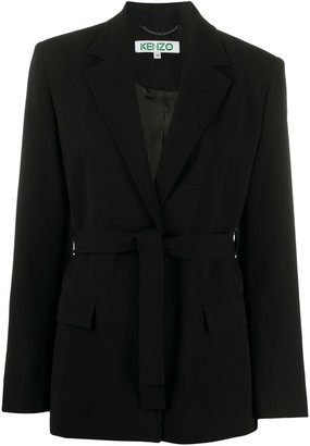 Kenzo Belted Blazer