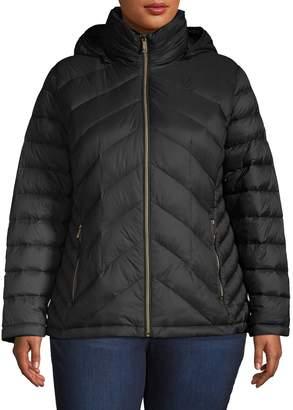 MICHAEL Michael Kors Short Packable Jacket