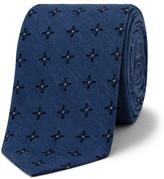 Calvin Klein Simple Floral Tie