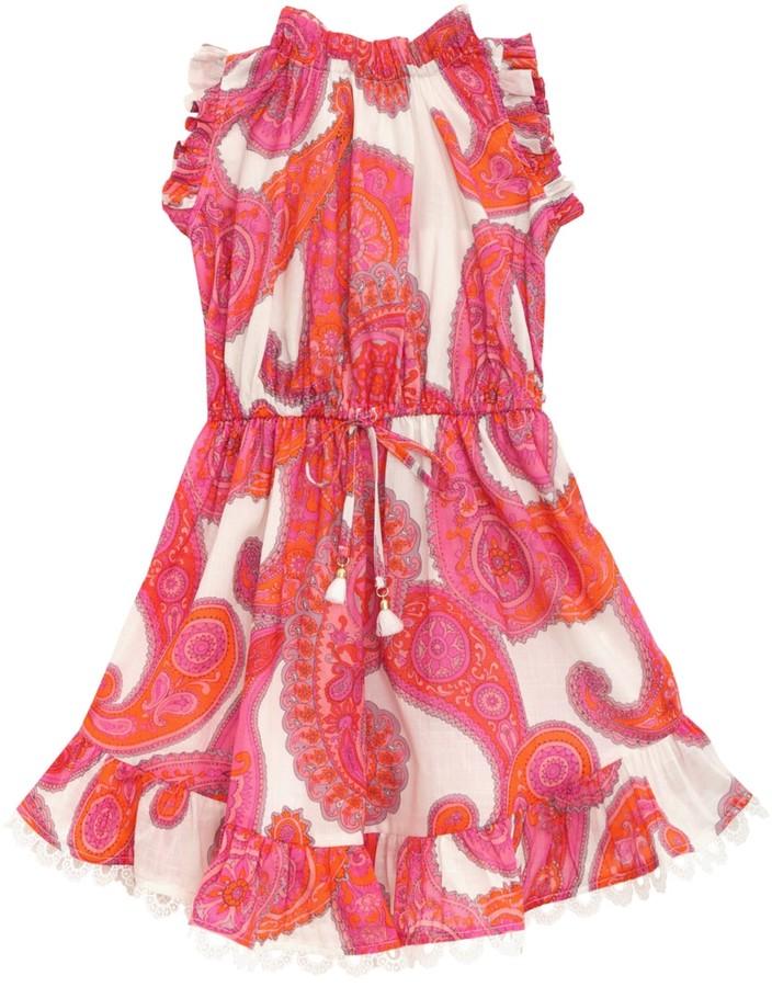 Zimmermann Peggy Flip Dress