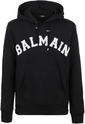 Balmain Large College Sweater
