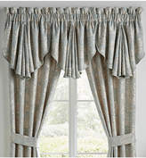 "Croscill Caterina 42"" x 24"" Circle Window Valance"