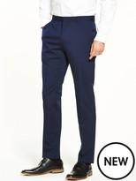 Calvin Klein Stretch Wool Suit Trouser