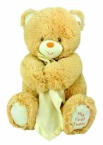Kids Preferred Special Delivery Snuggler Plush Toy, Bear by