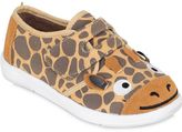 Emu Giraffe Faux Suede Sneakers