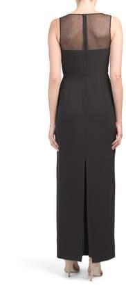 Slim Illusion Gown