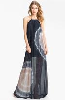 Young Fabulous & Broke Young, Fabulous & Broke 'Gila' Chiffon Maxi Dress