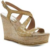 "Donald J Pliner Camdyn"" Leather Platform Wedge"