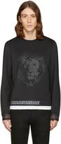 Versus Black Lion Pullover