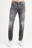 True Religion Rocco Moto Skinny Mens Jean