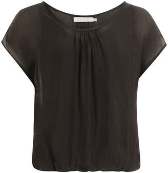 Coster Copenhagen - Gathered Blouse Nightshade - 8 (34)