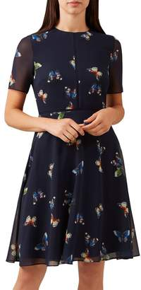 Hobbs Cecily Dress, Multi