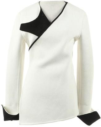 Celine White Jacket for Women