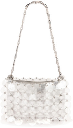 Paco Rabanne Sparkle 1969 Disc Bag in Transparent | FWRD