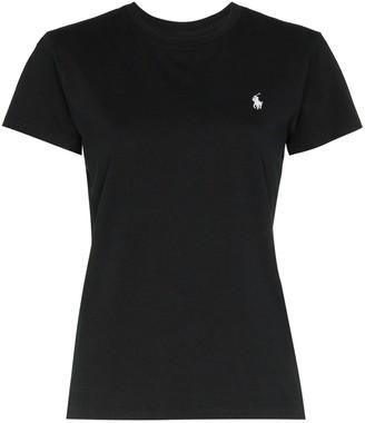 Polo Ralph Lauren embroidered logo T-shirt