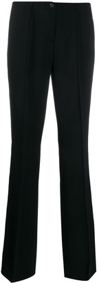 Cambio Low-Rise Straight Trousers