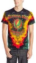 Liquid Blue Men's Grateful Dead-Montego Bay T-Shirt