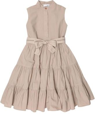 BRUNELLO CUCINELLI KIDS Cotton dress