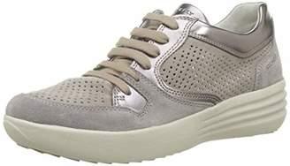 Stonefly Romy 13, Women's Low-Top Sneakers, Grey (Taupe 423), (38 EU)