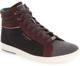 Ted Baker 'Tyroen' High-Top Sneaker (Men)