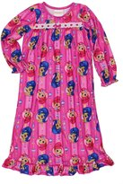 "Shimmer and Shine Little Girls' Toddler ""Laced Eyelet"" Nightgown"