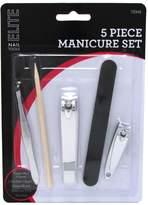 Swissco 5 Piece Manicure Set