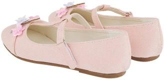 Monsoon Girls Lola Unicorn Ballerina - Pale Pink