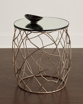 Horchow Rumi Side Table