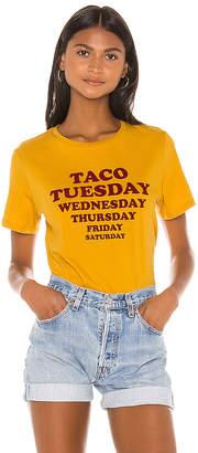 MinkPink Taco Week Tee