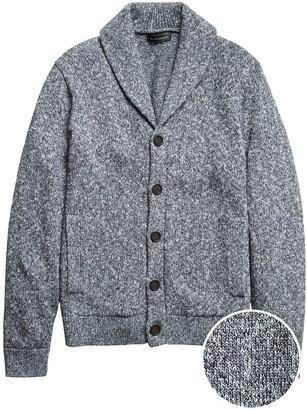 Banana Republic Shawl-Collar Cardigan Sweater