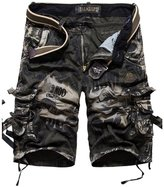 Feinste Men's Camo Cargo Shorts (34, )