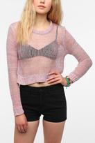 Cheap Monday Nikki Cropped Sweater