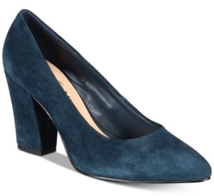Bella Vita Gigi Block-Heel Pumps Women's Shoes