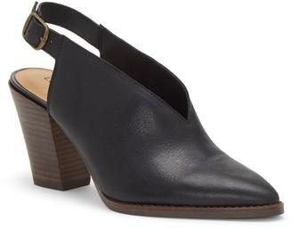 Aroyli Leather Heel