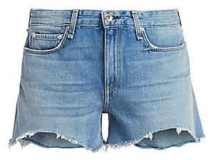 Rag & Bone Women's Dre Cutoff Denim Shorts