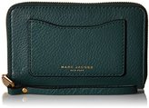 Marc Jacobs Recruit Slgs Zip-Around Wallet
